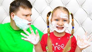 Милли и её ошибки в поведении - Правила поведения для детей