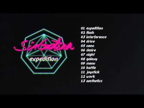 Sim Gretina - Expedition [Full Album]