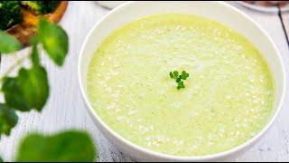 Нежнейший КРЕМ-СУП из Брокколи | Крем суп из брокколи рецепт