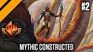 MTG Arena - Messing around at Mythic Constructed P2 thumbnail