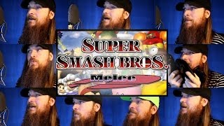 Repeat youtube video Super Smash Bros. Melee - Menu 1 Acapella