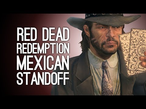 Let's Play Red Dead Redemption: MEXICAN STANDOFF! - Ep. 12
