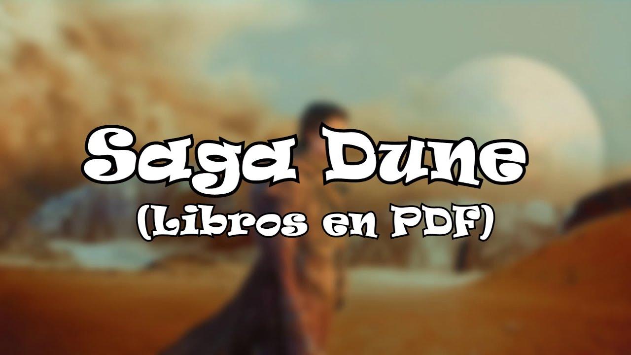 Saga Dune (Descargar la Saga en PDF) - YouTube