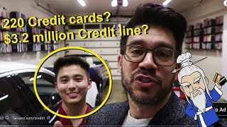 Is Tai Lopez's Credit Wiz Stephen Liao For Real?