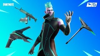 Fortnite New skins. Vector - ion glider,New wrap,new pickaxe