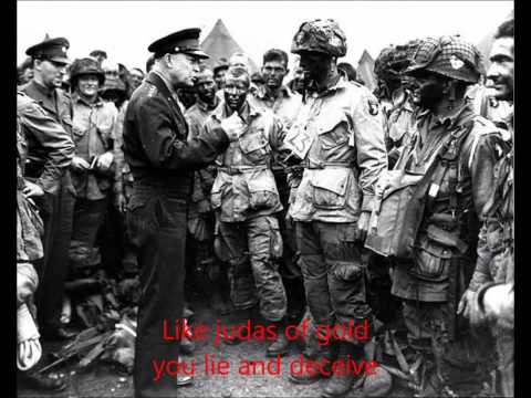 Bob dylan masters of war