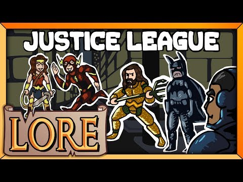 JUSTICE LEAGUE: Unite the Six? | Lore in a Minute! | DC Extended Universe | Mother Boxes | LORE