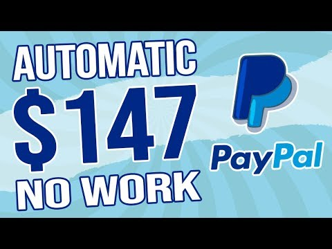 Get Paid $147 On Autopilot (JUST COPY AND PASTE!) Fast And Easy PAYPAL MONEY Worldwide!