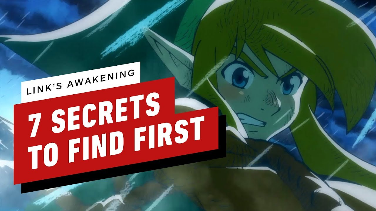 7 Secrets to Find First in Zelda: Link's Awakening thumbnail
