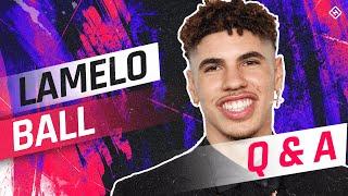 LaMelo Ball   Full Australian Q&A   FootLocker QV Melbourne