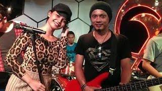 sadis - citra scholastika feat uyak bassist the I team band