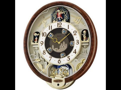 Very rare seiko 2008 collectors edition Beatles clock.
