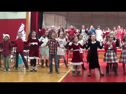 Bemus Point Elementary School: Grades 3, 4, 5 Concert 2017 HD*
