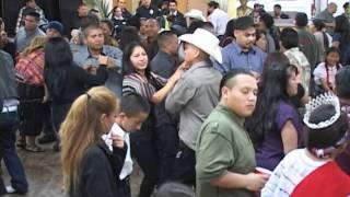 FIESTA DE SAN SEBASTIAN COATAN L.A.  2012