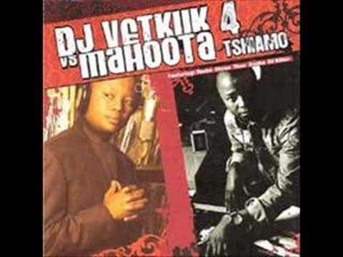 Dj Mahoota vs Vetkuk ft. Ma-willies - Phuliqolo