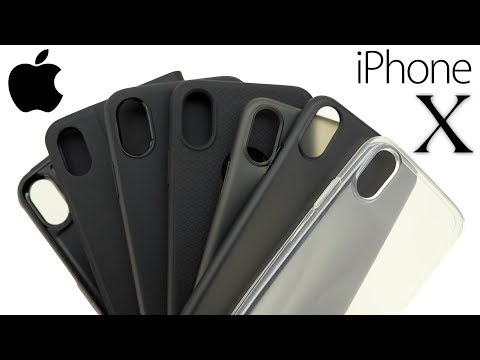 iPhone X - Best iPhone X Cases From EasyAcc!