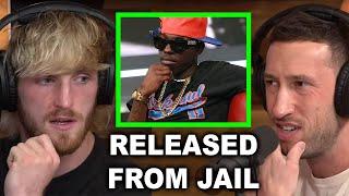 BOBBY SHMURDA WAS RELEASED FROM JAIL!