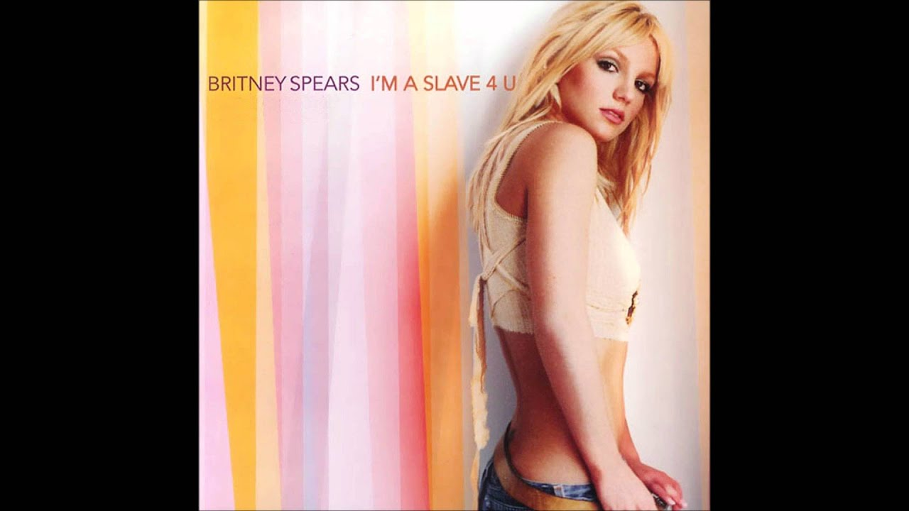 Britney Spears I M A Slave 4 U Instrumental With Background Vocals Youtube