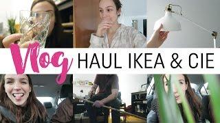 Vlog #32 - Allons chez IKEA + ça avance !!