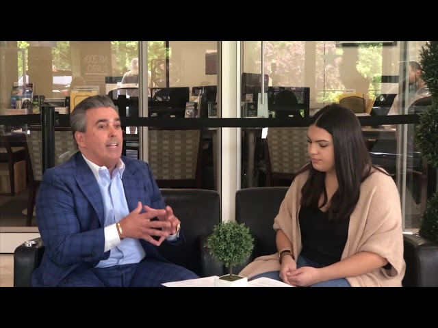 Veronica Maoli - Interview on Economy with Tom Maoli