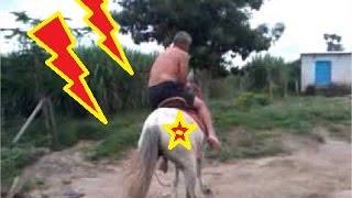 Caídas de caballo en Brasil 2016