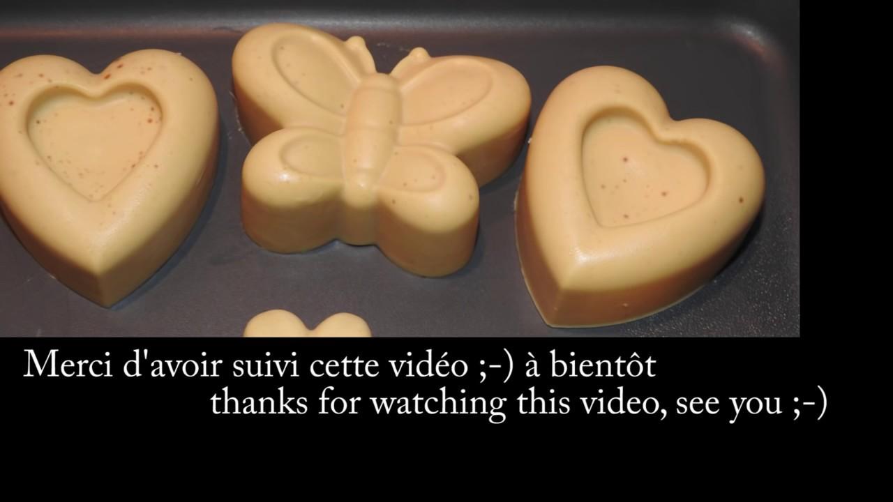 Comment fabriquer du savon à l'huile de neem - neem oil soap ✨