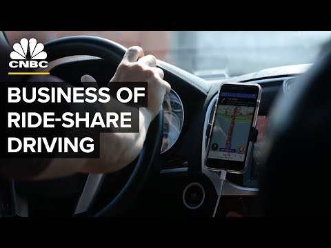 How Ride-Share Drivers Actually Make Money | CNBC