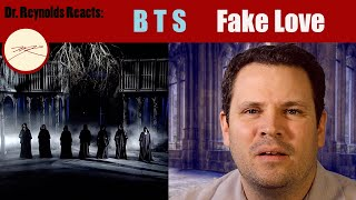 Voice Teacher & Opera Stage Director reacts to and analyzes BTS performing Fake Love