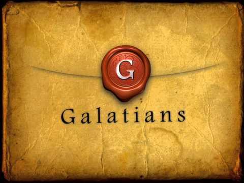 List Galaťanom - Biblia SK