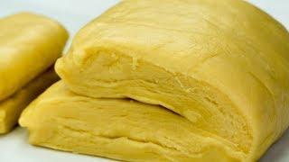 Aluat foietaj se prepară în mai puțin de 10 min, este o salvare pentru toate gospodinele! |SavurosTV