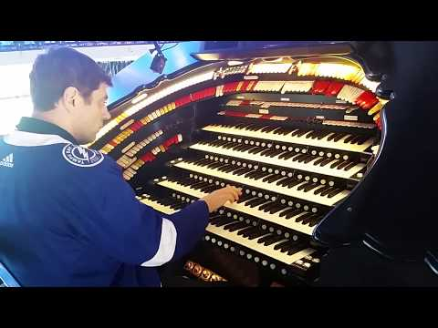 Tampa Bay Lightning Arena Organ