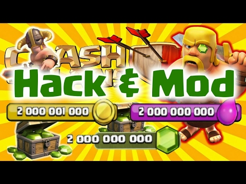 [2017] Clash Of Clans Gems Hacking With Game Play 100% working With Proof !!!
