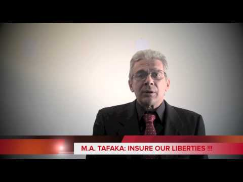 M A Tafaka on Insuring Constitution