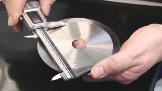 Discos de corte, cuchillas de corte y sierras de disco