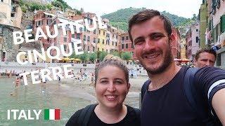 Cinque Terre Italy Travel Vlog