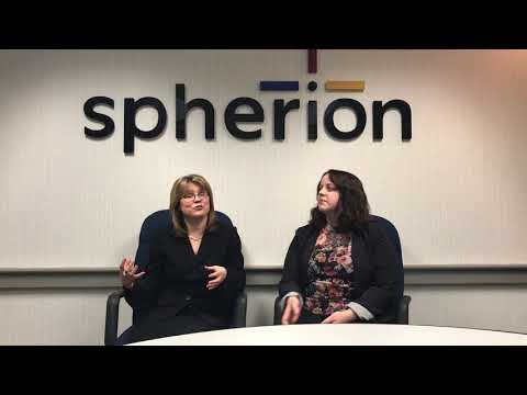 Spherion Interview with Allen County Prosecutor's Office
