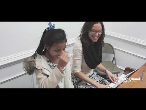 Music Lessons at International School of Music in Bethesda, MD