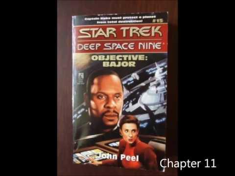 Star Trek Objective Bajor Audiobook Chapters 10-14 by John Peel (Fan-Made) Audiodrama Edition