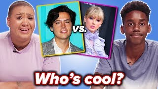 Teen Vs. Adult: Who Is The Coolest Celebrity?