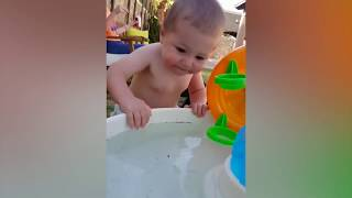 #Baby Funny Moments of Supper Cute Baby #2019-2020-#Funny and Fails Baby