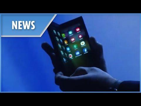 Samsung Infinity Flex Display announcement (FULL)