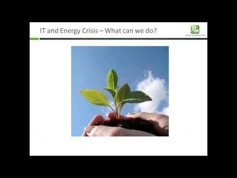 Intelligent Power Management of IT Infrastructure
