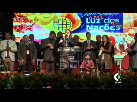 Banda Mana - O Meu Deus é Mais - A.M.E. Luz das Nações 2016