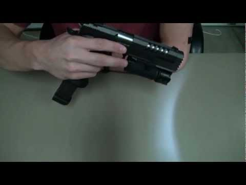 Gun Attachments Walther Light/Laser - YouTube