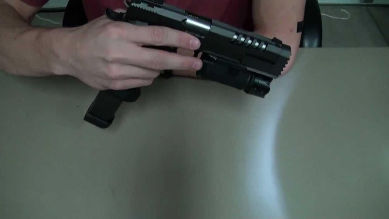 Gun Attachments Walther Light/Laser