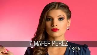 Las mujeres mas sexys del Ecuador