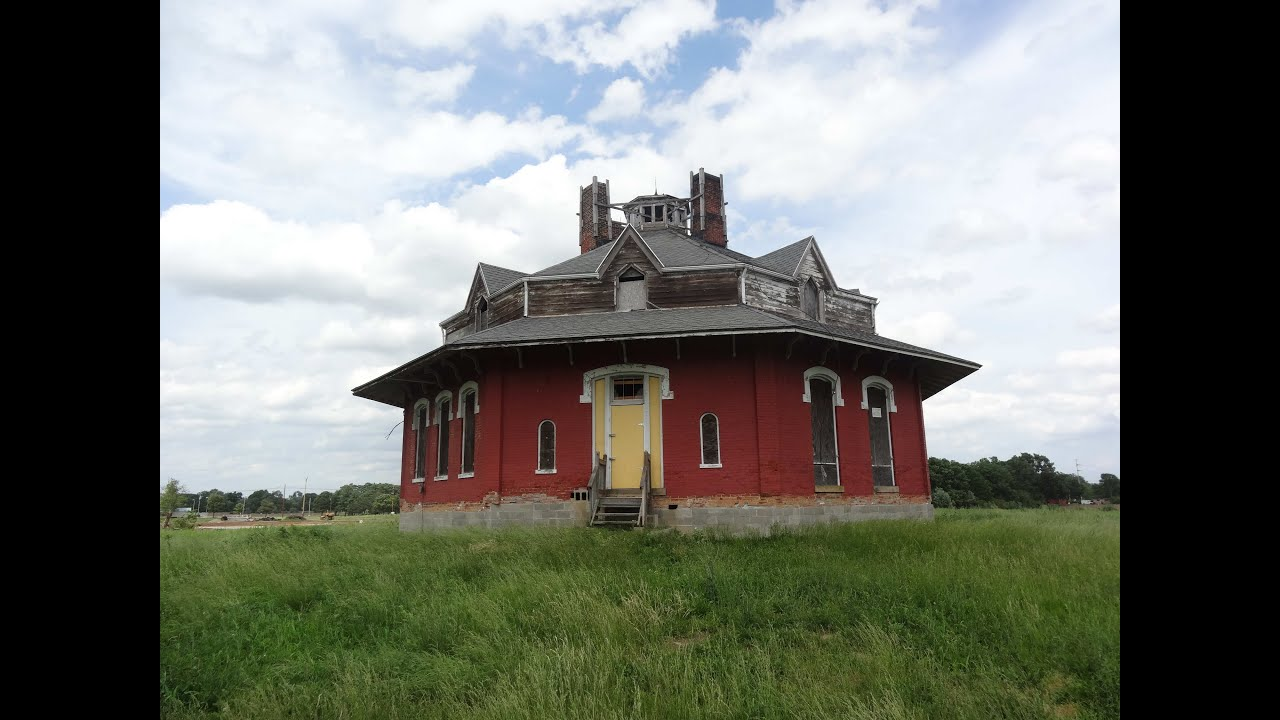 gregg crites octagon house circleville ohio part 1 youtube