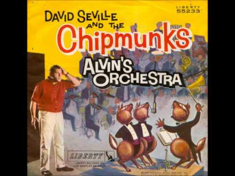 David Seville - Copyright 1960