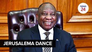 WATCH | Ramaphosa urges SA to do Jerusalema dance challenge on Heritage day