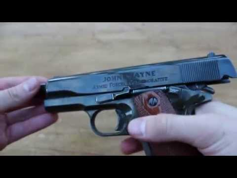 John Wayne Colt 45 Government Issue Automatic Pistol